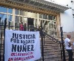 Alegatos en el segundo juicio por Andrés Nuñez