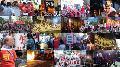 24 de marzo: Explotaron calles y plazas de todo el país