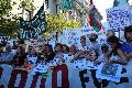 Multitudinaria movilización en Buenos Aires a 41 años del golpe genocida