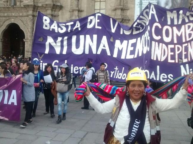 #8M En La Paz: &quot...