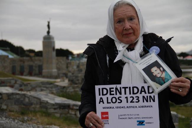 Nora de Cortiñas, Ma...