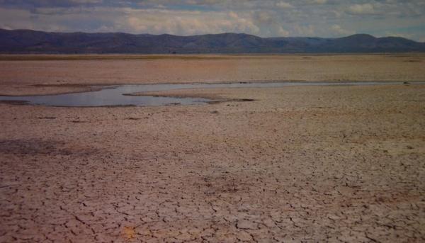 La Laguna de Pozuelo...