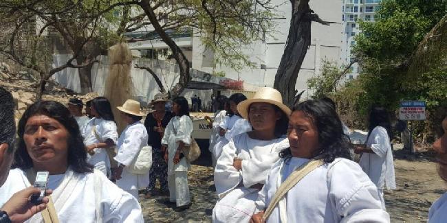 Colombia: Indígenas ...