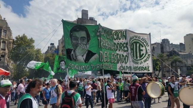 Marcha Federal Educa...