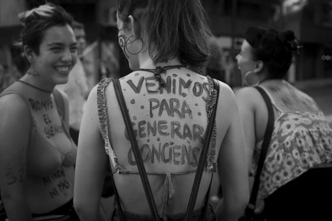#NosotrasParamos...