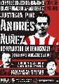 13/3 Comienza el segundo juicio por la desaparición de Andrés Nuñez