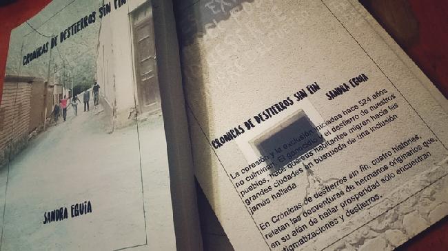 Libro Crónicas de de...