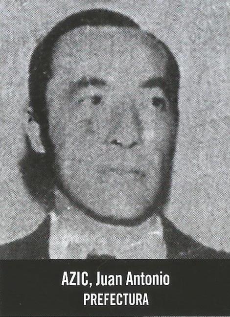 Juan Antonio Azic, e...