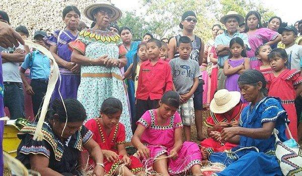Panamá: comunidad Ng...