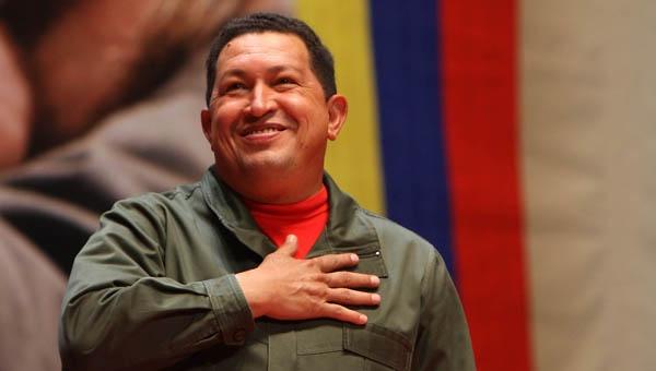 Extrañando a Chávez...
