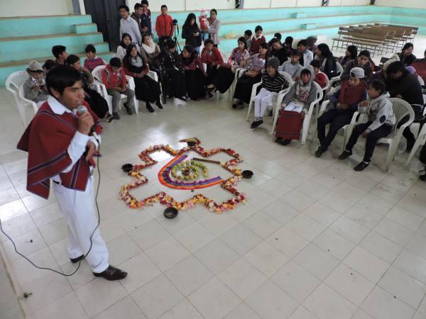 Ecuador: Los jóvenes...