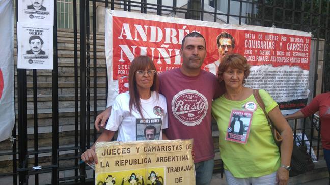 Caso Andrés Núñez: c...
