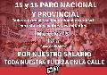 El miércoles nos movilizamos masivamente en Rosario