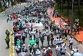 Colombia: huelga y marcha de docentes y obreros que reclaman incumplimientos de Gobierno