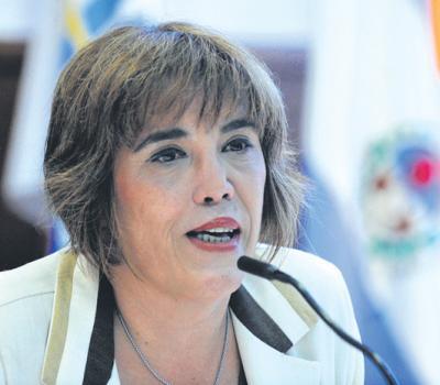 Fabiana Tuñez la vel...