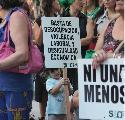 #8M: más de 20 mil mujeres marcharon en Córdoba contra la violencia