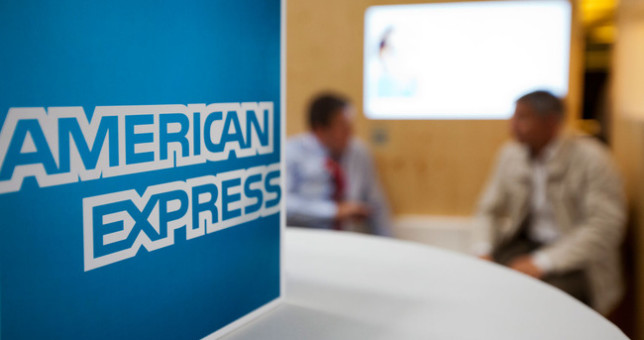 American Express tra...