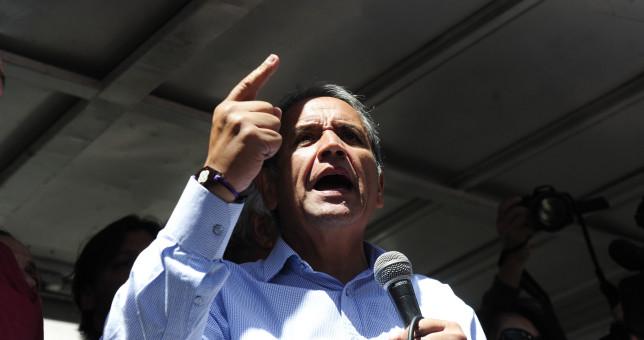 """""""Macri es el princip..."""