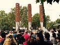 La CPM acompañó el acto del CECIM La Plata