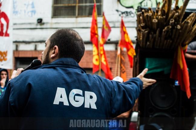 Trabajadores de AGR-...