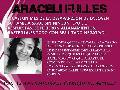 """""""La última comunicación de Araceli fue decirle a mi vieja que pusiera la pava"""""""
