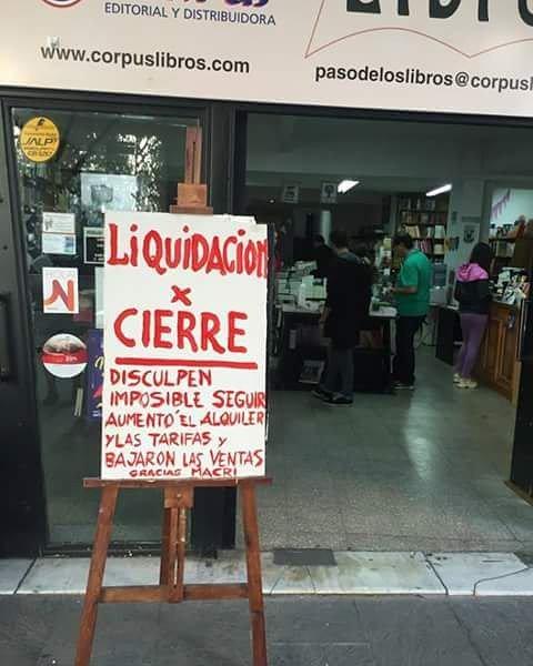 """""""Gracias Macri&..."""