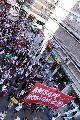 Rosario: masivo, plural y unitario repudio a la represión