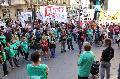 Paro Nacional Fotogalería I: Acto CTAA y marcha Empleados de Comercio