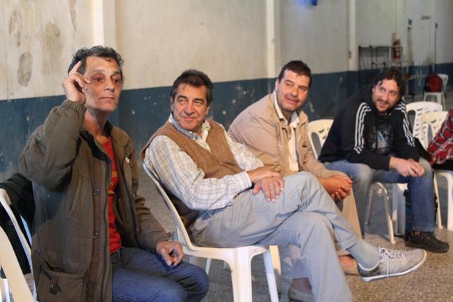 Godoy en San Justo: ...