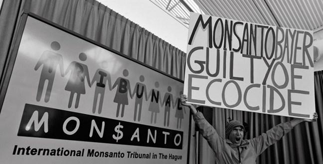 Monsanto declarado c...