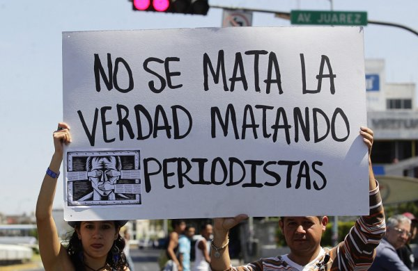México: Hablar puede...