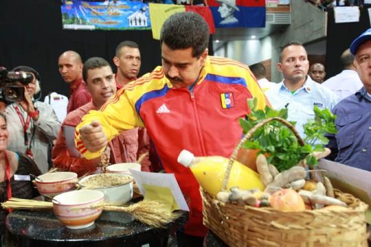 ¿Maduro el indefendi...