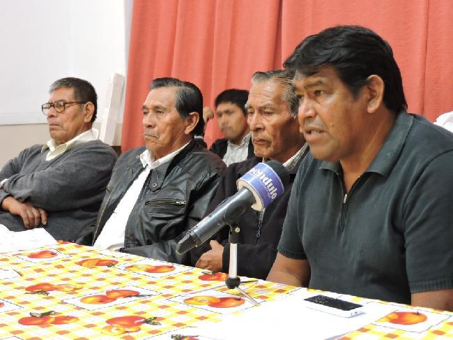 Los pueblos indígena...