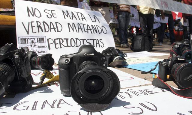 Asesinan periodistas...