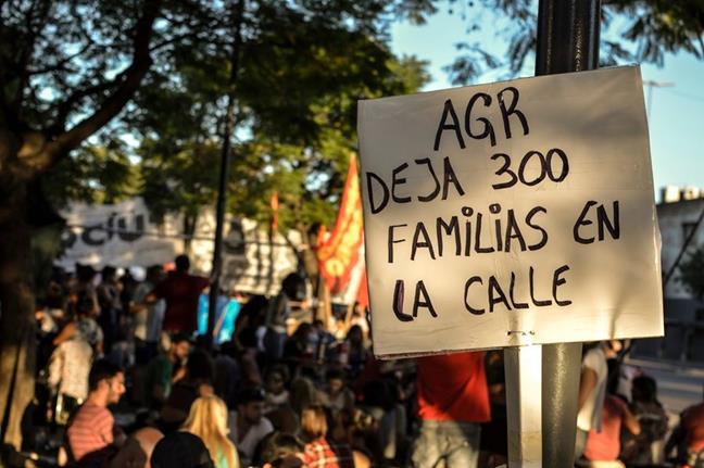 AGR – Clarín: contin...