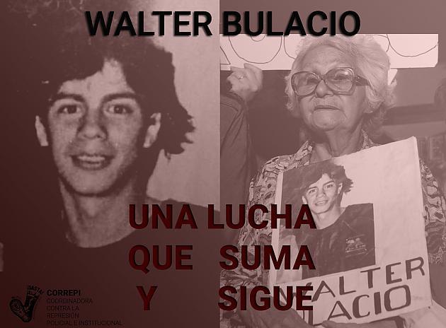 Walter Bulacio: Una ...