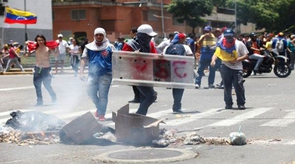Venezuela: La oposic...