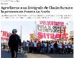 Maniobra de Clarín contra el Sitraic y los trabajadores