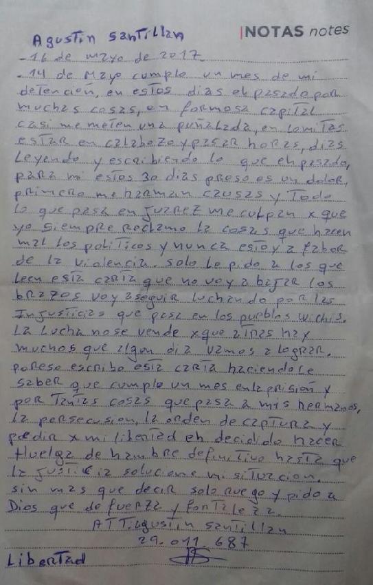 Carta...
