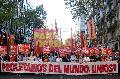 Día del Trabajador el FIT en Plaza de Mayo