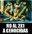 Concentración en Madrid: No al 2x1 a genocidas