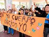 """Por el derecho al aborto en Honduras: """"encontrar la alegría en la lucha"""""""