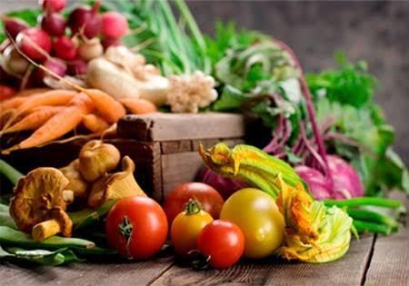 Frutas y verduras: u...