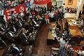 Rechazo al endeudamiento consensuado por el Partido Socialista y Ciudad Futura