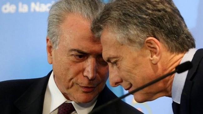 El Gobierno de Macri...