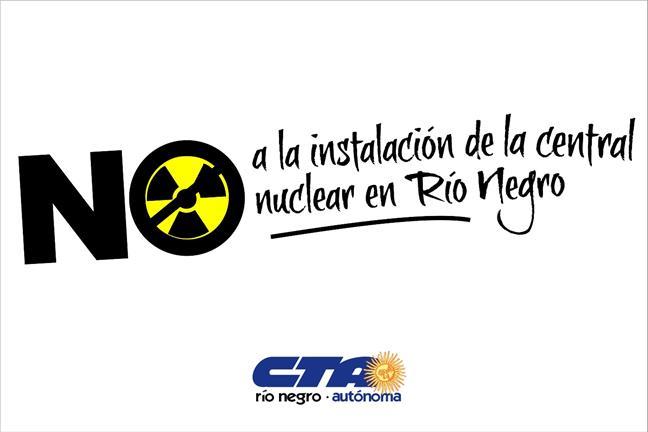 CTA Río Negro rechaz...