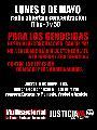 La Plata | Ni 2x1 ni reconciliación - convocan a radio abierta