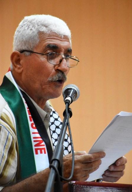 Delegado por Palesti...