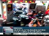Venezuela sumida en la guerra civil