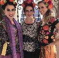 Indignación por promoción de ropa indígena oaxaqueña con modelos rubias